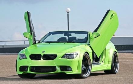 Bmw 645i. BMW 645i CABRIOLET TUNING