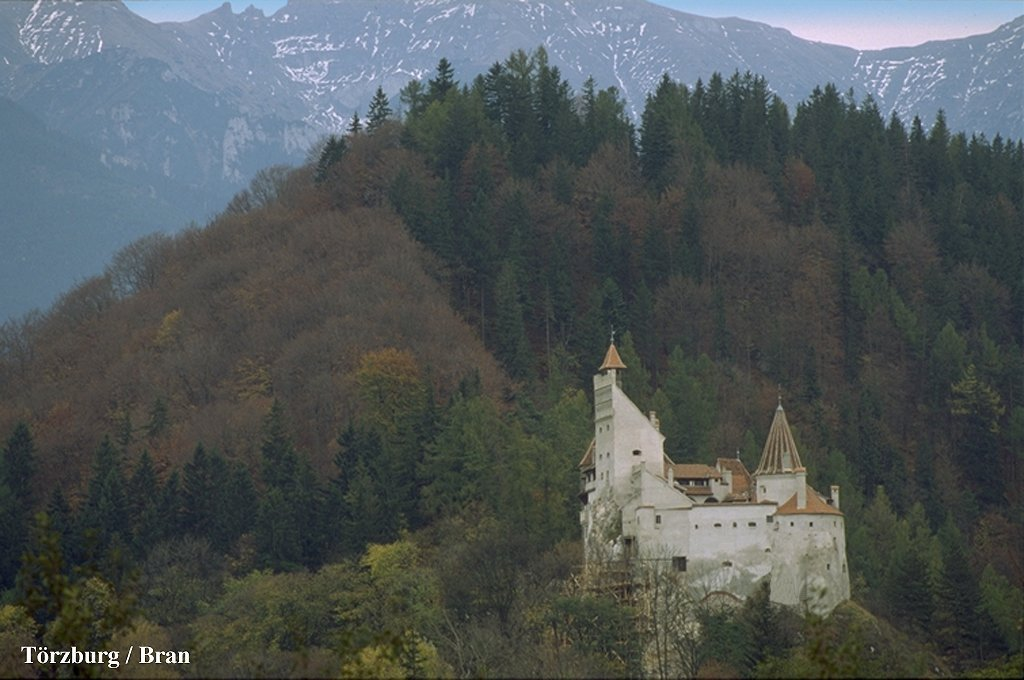 bran castle romania photo 16549018 fanpop