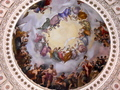 Beautiful Painting in the Captiol - washington-dc photo