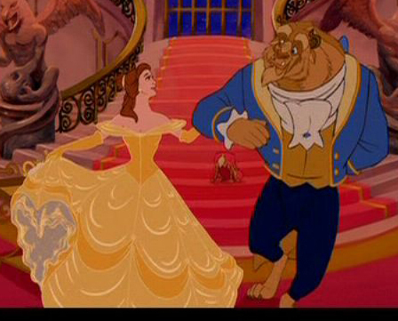 Beauty and the Beast wallpaper titled Belle <3<3