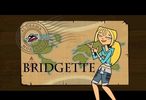 Bridgette پیپر وال