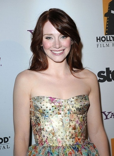Bryce D. Howard at 14th Annual Hollywood Awards (25.10.10g)