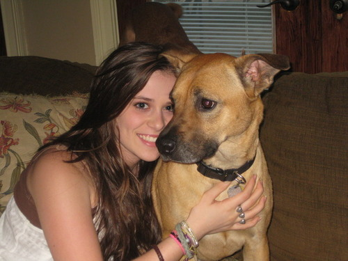 Caitlin Victoria Beadles wallpaper possibly containing a rhodesian ridgeback called Caitlin And Laila