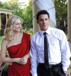 Candice&Micheal 2x07 Set Pictures.