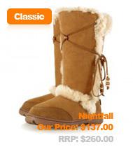 Celebrity Ugg Boots Nightfall -- UGGKoo.com