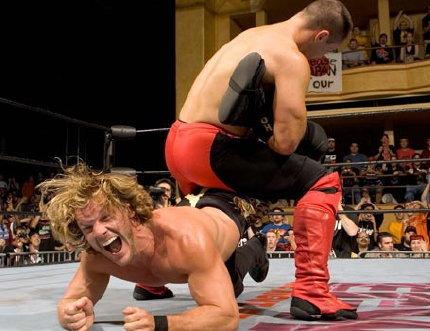 Chris Jericho & Lance Storm