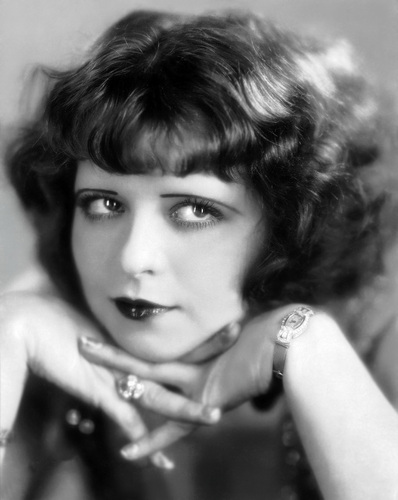 Clara Bow wallpaper possibly containing a portrait called Clara Bow