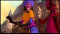Clopin Just Got Tickled - clopin-trouillefou screencap