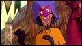 clopin-trouillefou - Clopin goofy face screencap