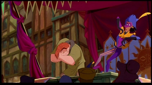 Clopin is Flying - clopin-trouillefou Screencap