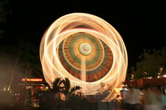 Cool ferris wheels