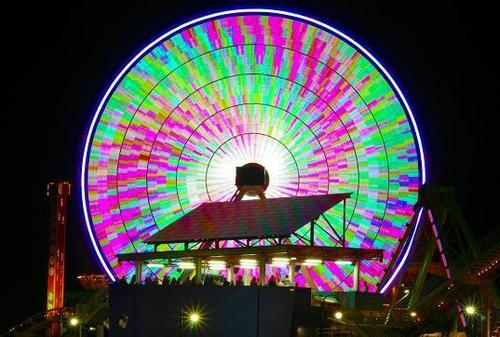 Cool ferris wheels