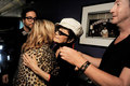 Cyn and Yoko HUGGING! - cynthia-lennon photo