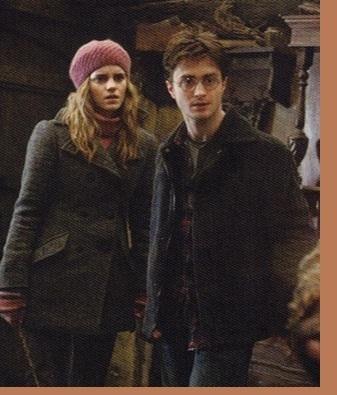 Harry Potter फिल्में वॉलपेपर entitled DH stills