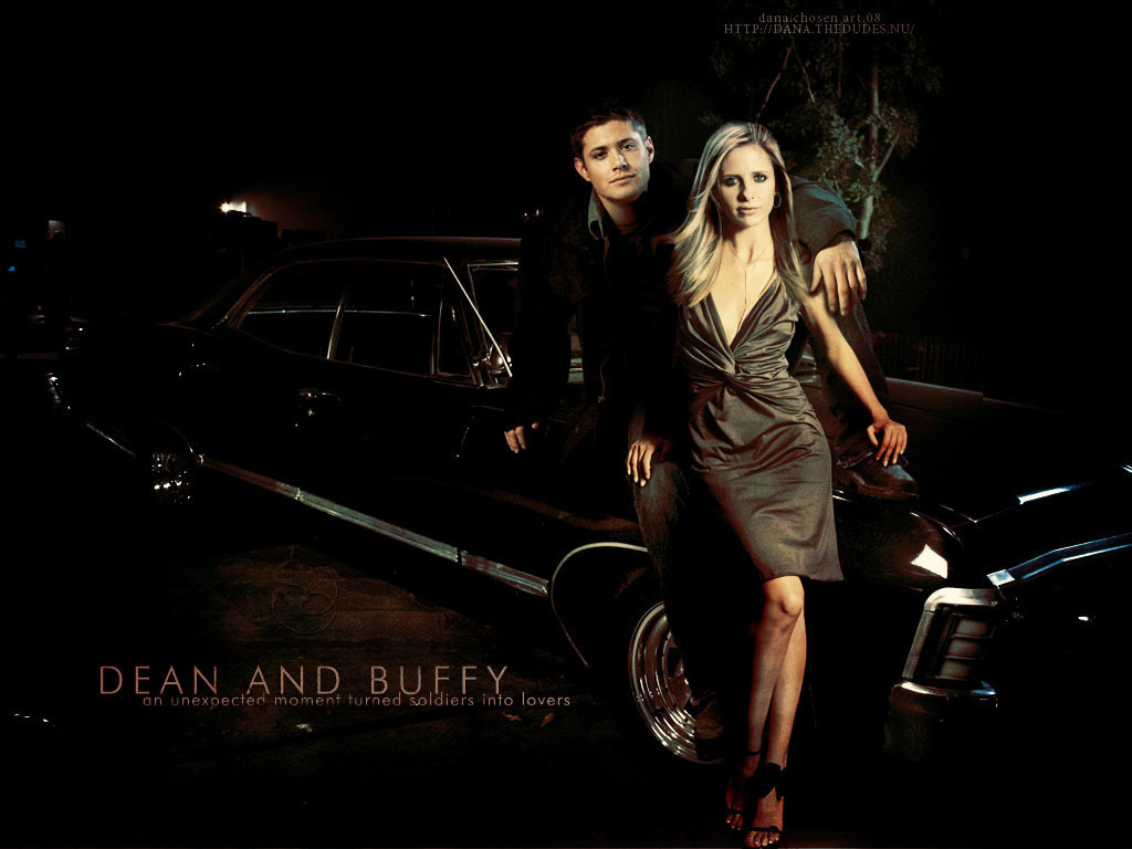 supernaturaly buffy images dean amp buffy hd wallpaper and