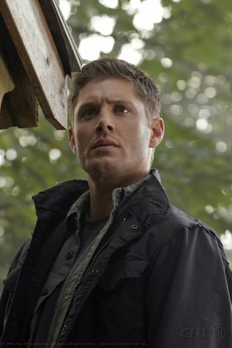 Winchester Girls wallpaper possibly containing an outhouse entitled Dean Winchester