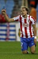 Diego Forlan - Atletico Madrid - Villarreal (0:2)