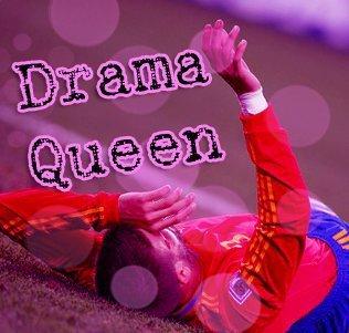 Drama Queen Pique