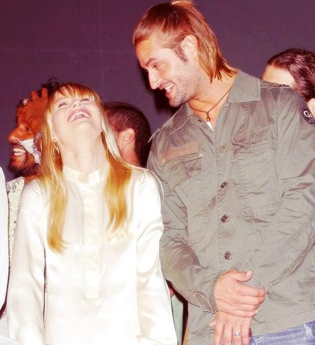 Emilie and Josh