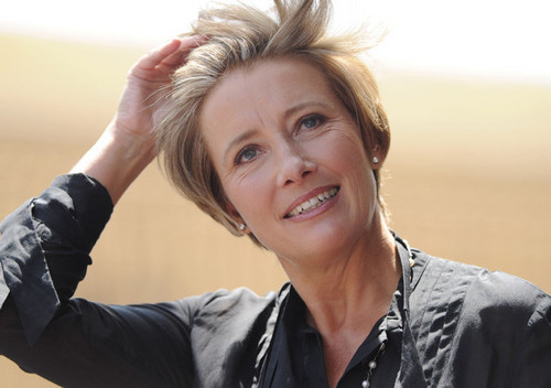 Emma Thompson images Emma Thompson Gets a Star on the Walk of Fame wallpaper and background photos