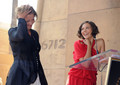 Emma Thompson Gets a star, sterne on the Walk of Fame