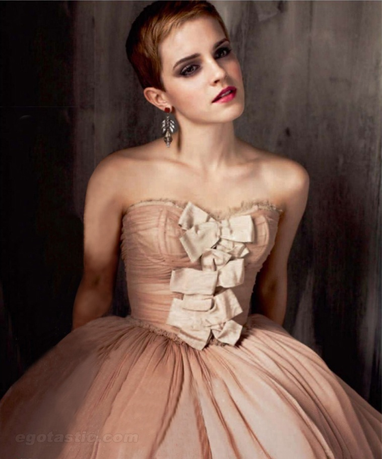 Emma Watson (Elle Russia)