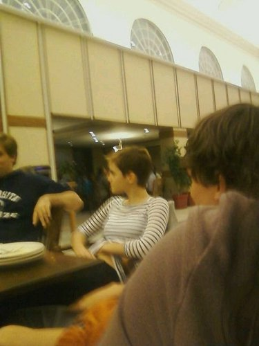 Emma Watson at Brown (2010)