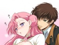 Euphemia&Suzaku