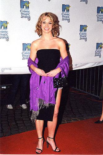 Europe muziki Awards,Dublin,1999