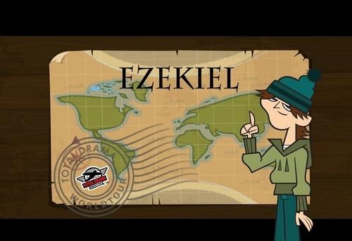 Ezekiel দেওয়ালপত্র
