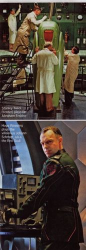 First look: Captain America mga litrato (Entertainment Weekly)