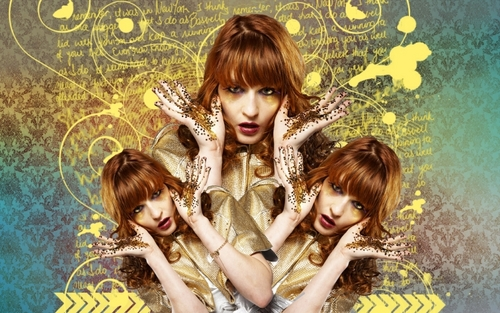 Florence + The Machine Wallpaper