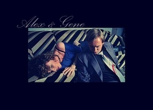 Gene and Alex