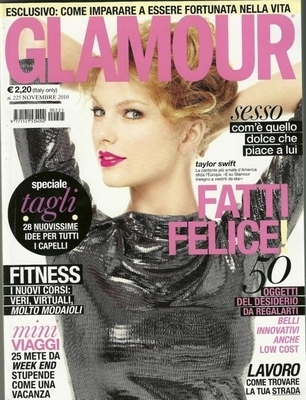 Glamour Italy (November 2010)