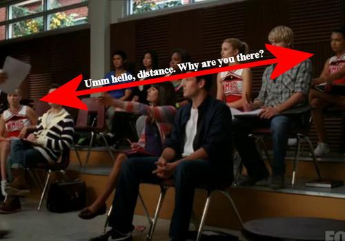Glee 2x05 fanart