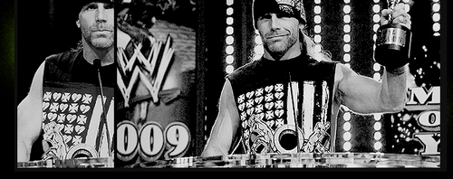 Shawn Michaels wallpaper entitled HBK - DX