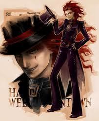 Halloween Axel