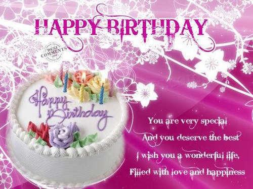 Happy Birthday Maria <3