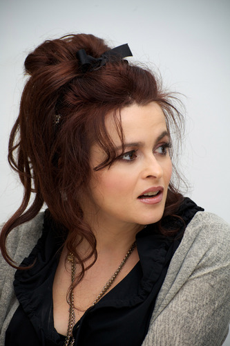 Helena at the Kings Speach press conference