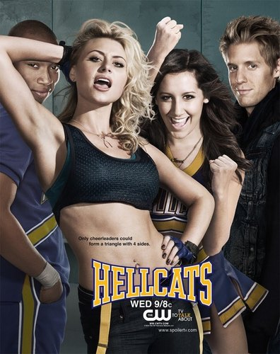 Hellcats - November Sweeps Poster