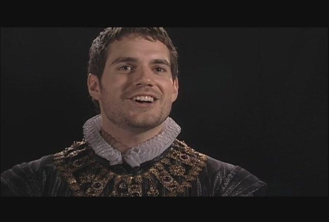 """Henry Cavill - """"The Tudors"""" Podcast"""