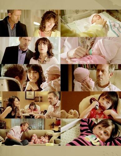 House, Cuddy, Rachel