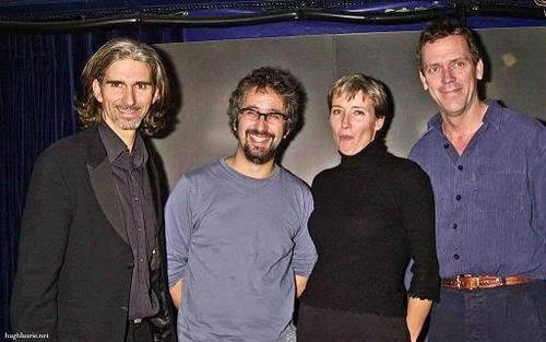 Hugh, Emma and ... ?