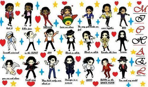 I tình yêu MJ. :)