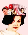 In the mind of Audrey Horne - twin-peaks fan art