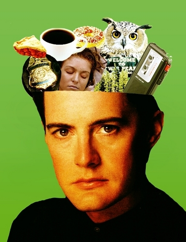 In the mind of Dale Cooper