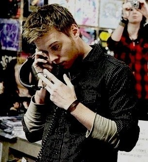 Jake Abel (aka Adam Milligan)