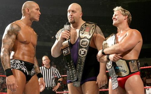 JeriShow & Randy Orton
