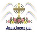 Jesus Loves You - jesus fan art