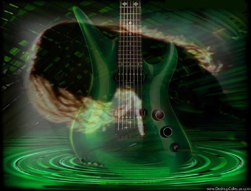 John green đàn ghi ta, guitar
